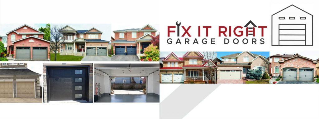 fix it right garage door catalog page 1