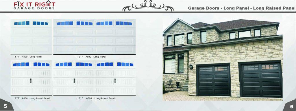fix it right garage door catalog page 5