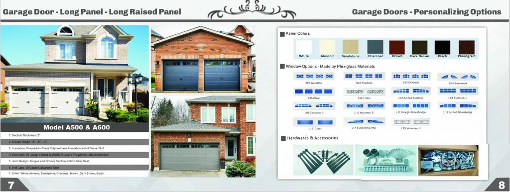 fix it right garage door catalog page 6