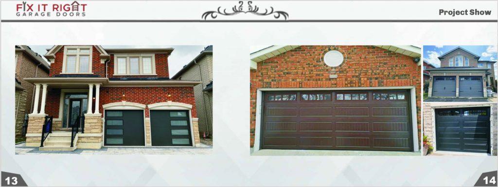fix it right garage door catalog page 9