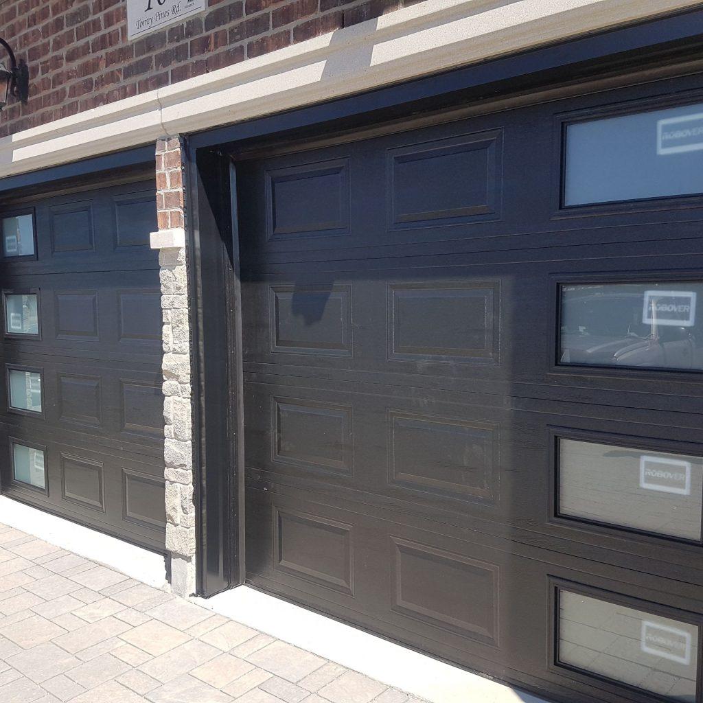 Garage Door Installation by Fix It Right Garage Doors Brampton