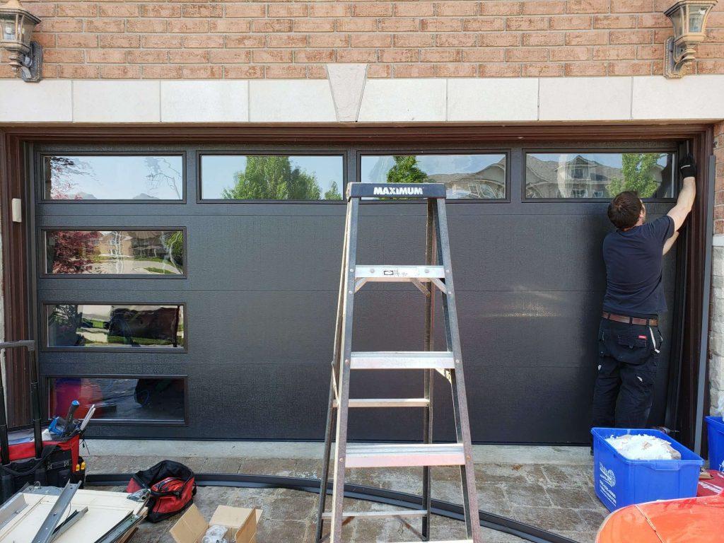 Garage Door Installation by Fix it Right Garage Doors Oakville