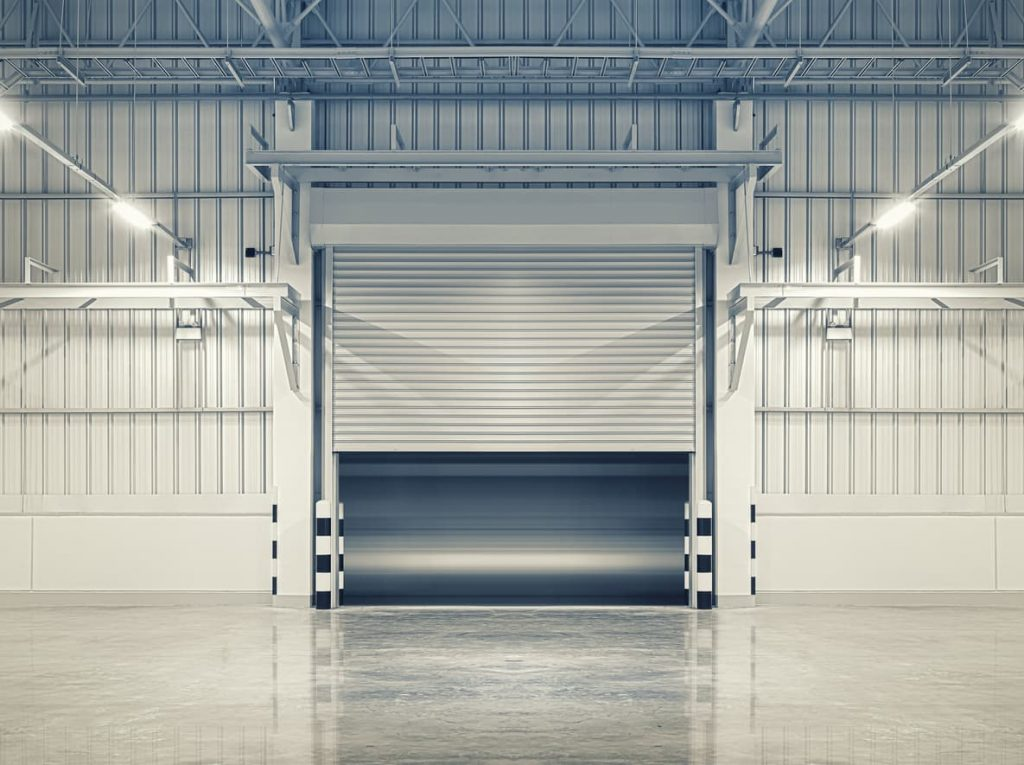 Commercial Building Garage Door Installation Oakville