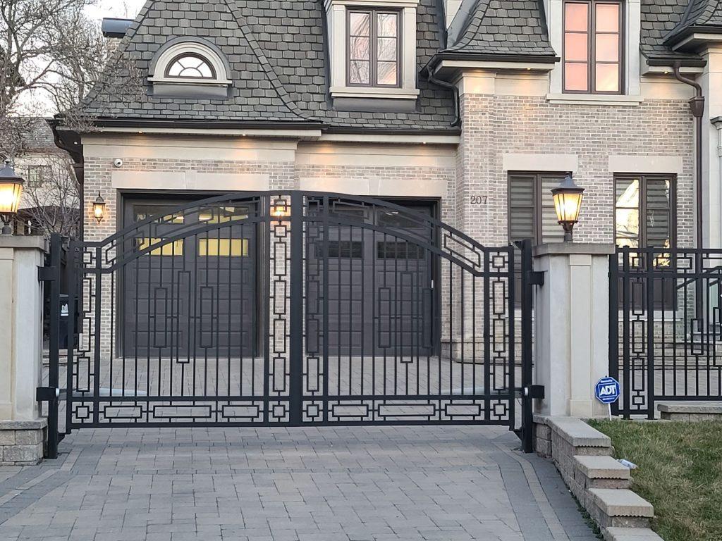 Garage Door Installation Project Toronto
