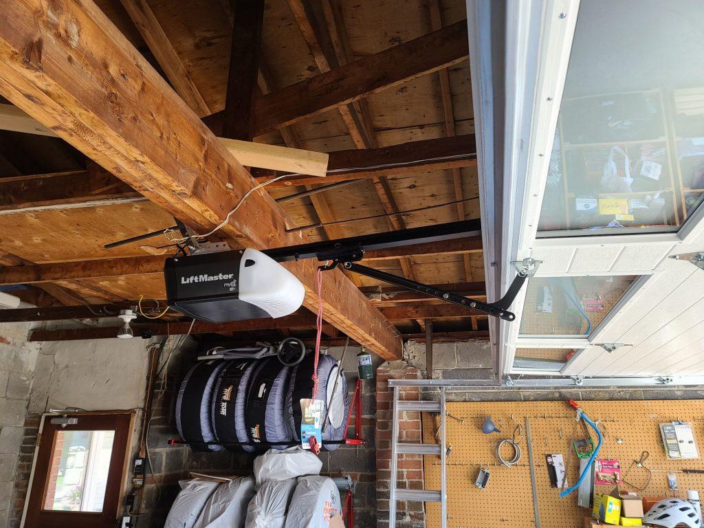 Garage Door Parts Replacement Services