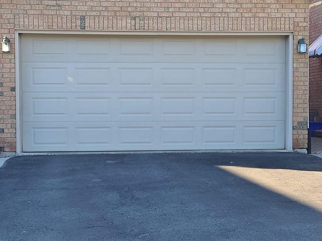 Amazing Garage Door Installation Project