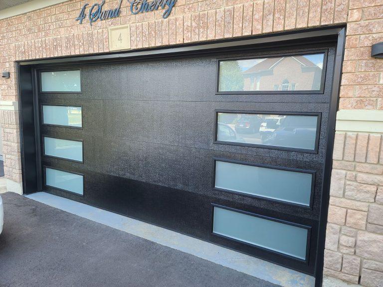 New Garage Door Installation Company